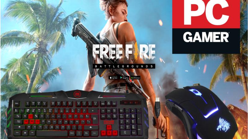 COMO JUGAR FREE FIRE EN PC 2020 ¡INCREÍBLE EMULADOR PARA PC!