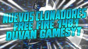 CON ESTAS APLICACIONES JUGARAS FREE FIRE Y USARÁS MI AYUDA | Duvan GamesYT